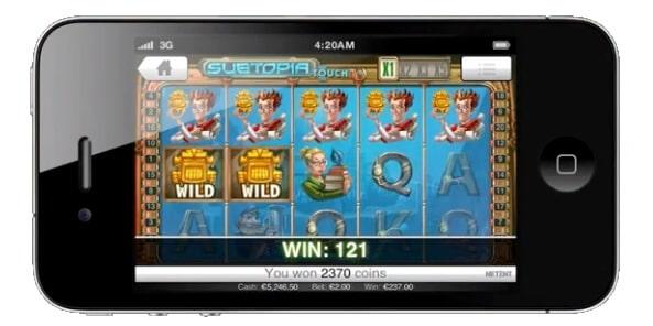 Så spelar du i ett android casino