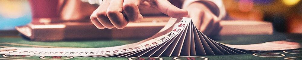 Spela live mot en dealer i live casino online