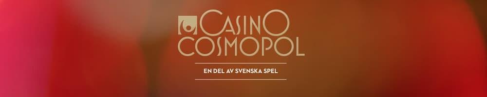 Casino Cosmopol - svenskt casino
