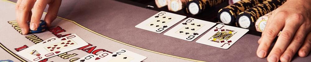 Hög säkerhet Casino Cosmopol black jack