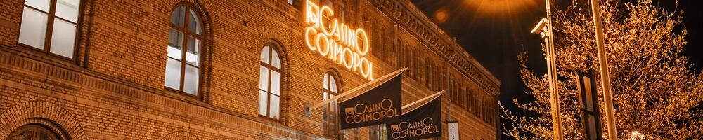 Casino Cosmopol Göteborg med poker och casino spel