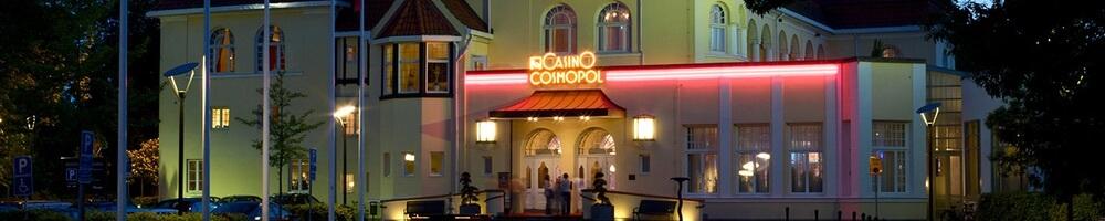 Casino Cosmopol Malmö entré