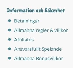 Hitta rätt information om svenska skattefria casino online
