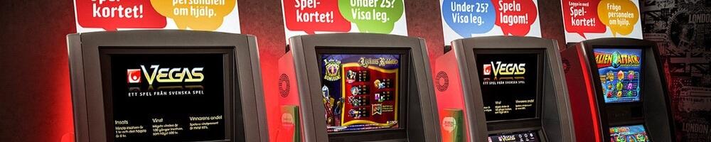 Spela Jack Vegas maskin som spelautomat