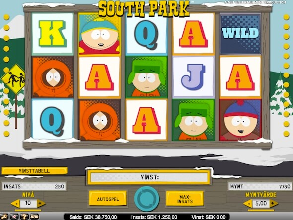 Sloten South Park