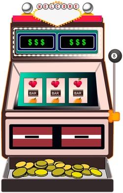 Spela casino online och på slots