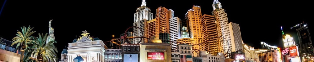 Las Vegas är spelstaden nummer ett!