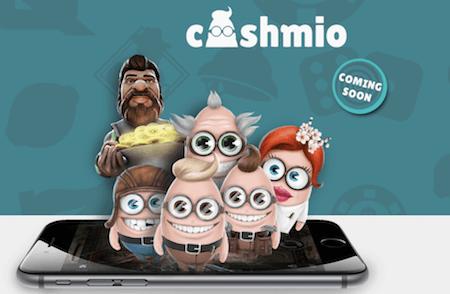 Snart premiär för Cashmio