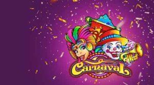Carnaval hos NordicBet casino!