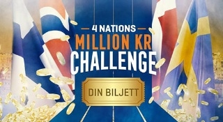 Vinn en miljon kronor med NordicBet!