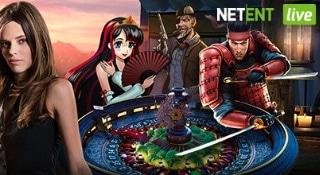Spela live roulette hos LeoVegas i juli!