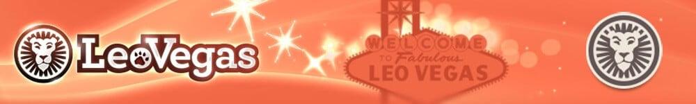 LeoVegas Casino bonus och free spins