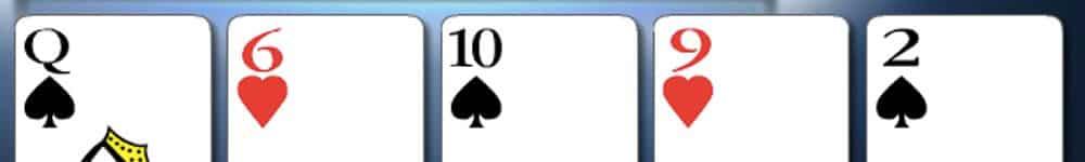 Video poker bonus