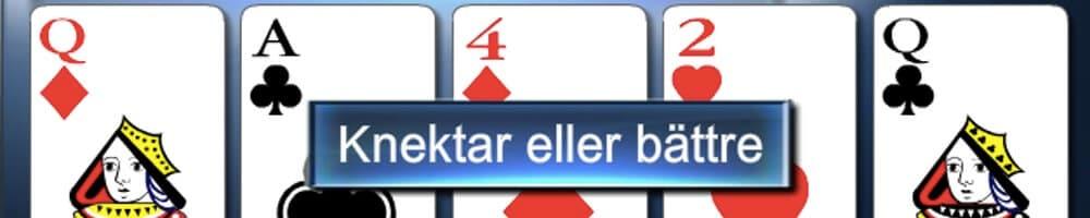 Jacks or better video poker jackpot