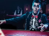 Fira halloween och ta del av 310 000 kronor hos Betsson casino!