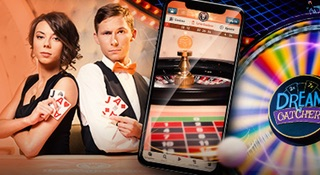 iPhone X och live casino bonus hos LeoVegas Casino!
