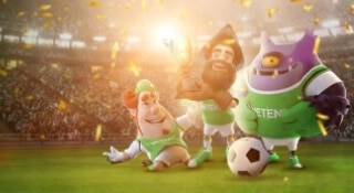 Spela Goal Smash Roulette hos NordicBet!