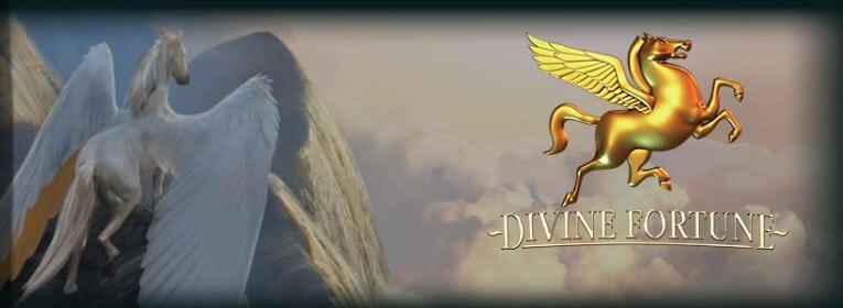 Divine Fortune - en ny slot från NetEnt!