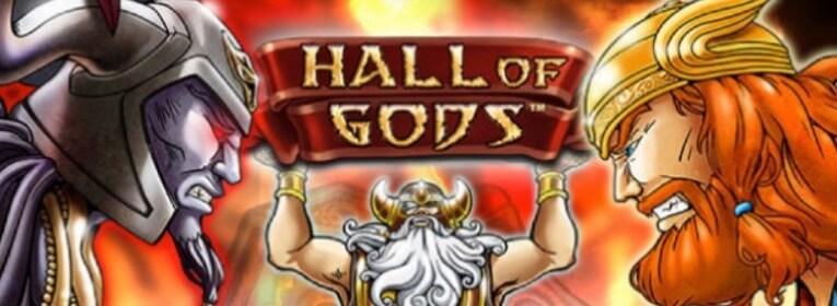 Hall of Gods - en slot från NetEnt!