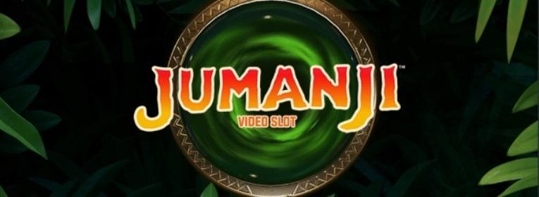 Jumanji - en helt ny slot från nätgiganterna NetEnt
