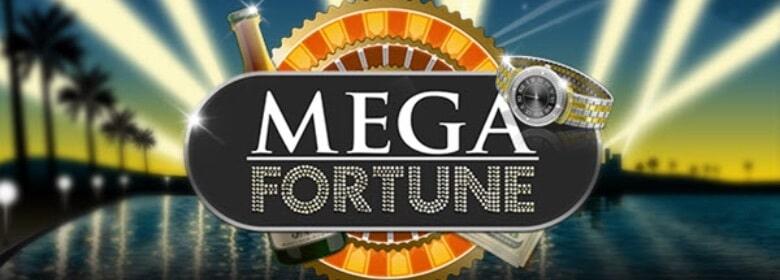 Mega Fortune - slotten med världens största jackpot!