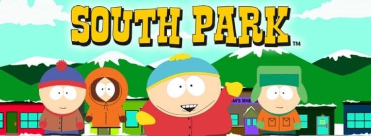 South Park - en slot baserad på den populära serien!
