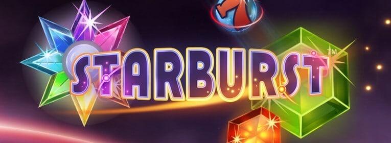 Starburst - ett av NetEnts storspel!