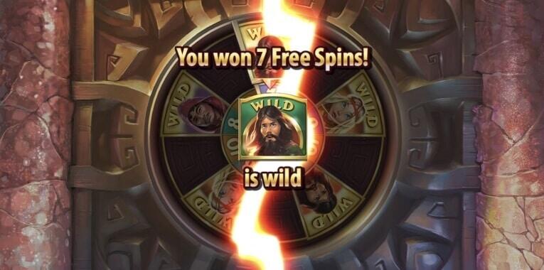 Vinn free spins och bonus i Hidden Valley