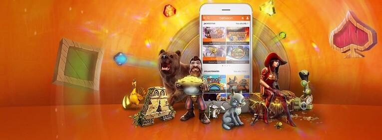 Betsson mobilcasino - spela var du vill i mobil och surfplatta