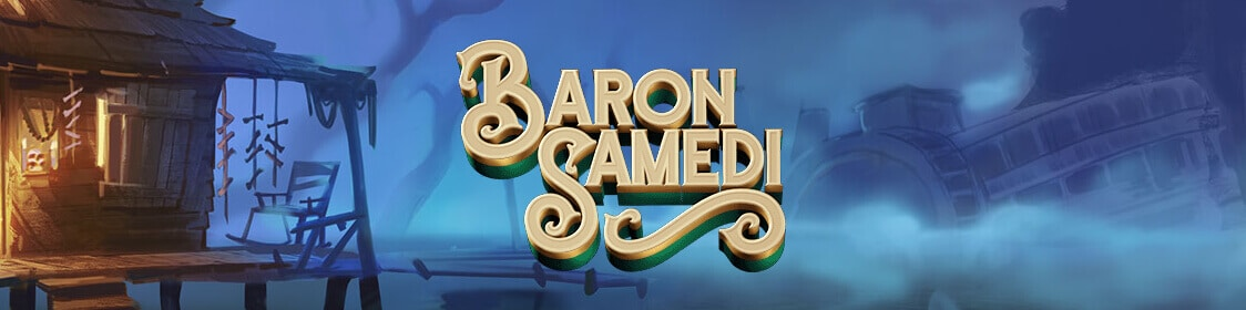 Baron Samedi - spelautomat från Yggdrasil