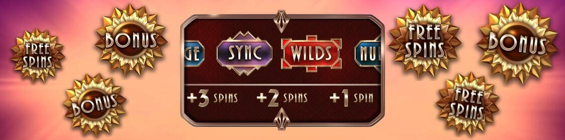 Vinn bonus och free spins i The Grand
