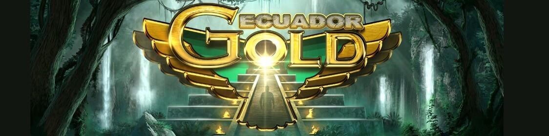 Ecuador Gold spelautomat från ELK Studios