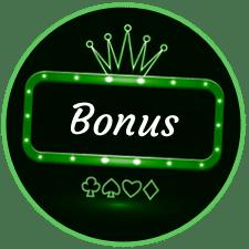 Skylt med Mr Vegas bonus
