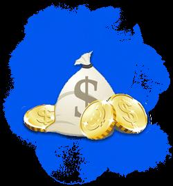 Pengar i välkomstbonus