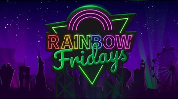 Rainbow Fridays hos Mr Vegas casino!